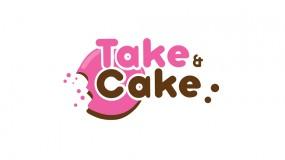 LOGOTIPO TAKE AND CAKE